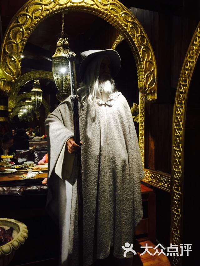 霍比特相册爱上-鲸鱼美食猫的美食-吉林餐厅-大大武汉主题图片