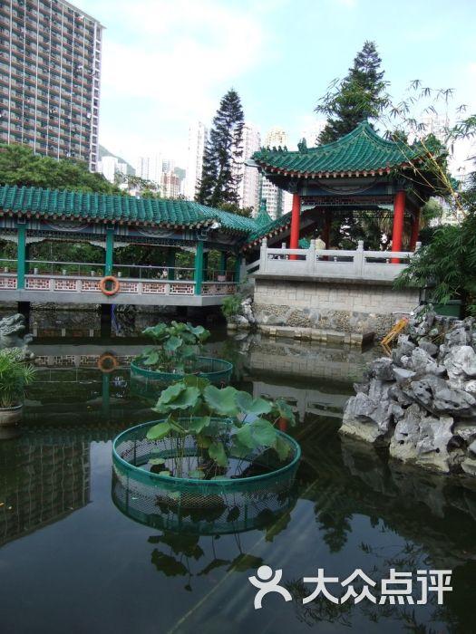 黄大仙祠 香港黄大仙图片 香港景点图片
