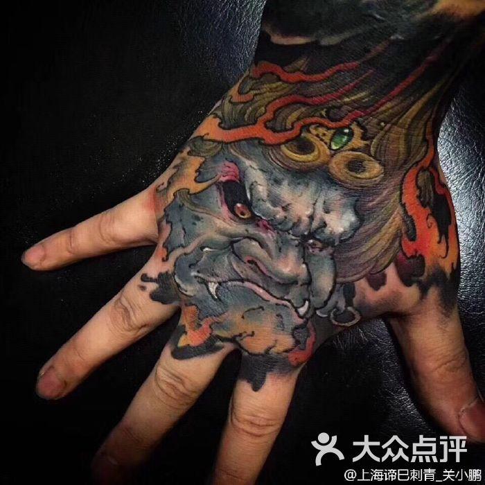 颖刺青图片-北京纹身-大众点评网