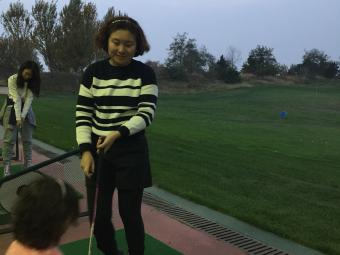 升辉模拟高尔夫俱乐部