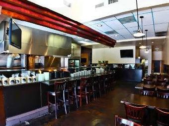 The Hummus Bar & Grill
