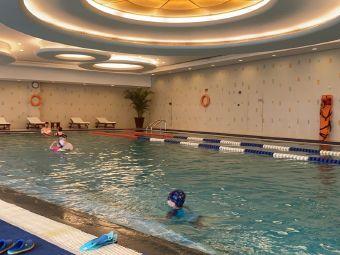 香格里拉大酒店游泳池