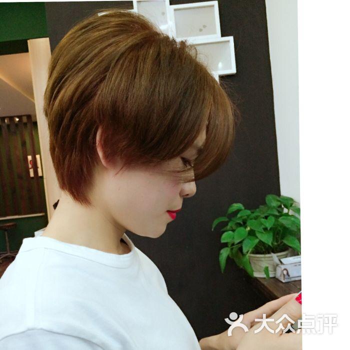 南瓜车造型(南京东路店)--发型秀图片-上海丽人-大众图片