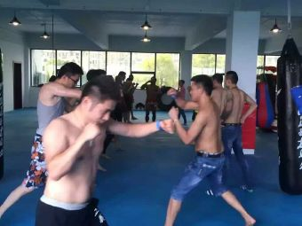 FKI东石搏击