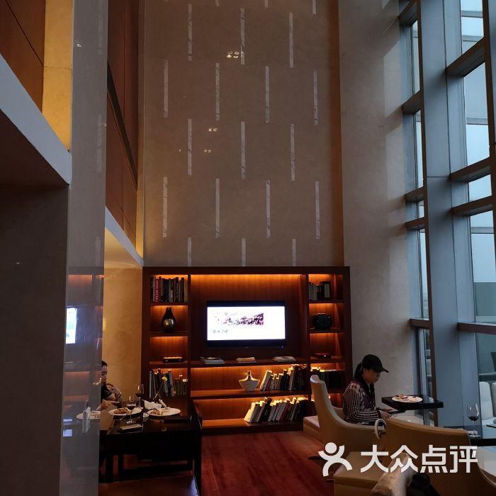北京粤财jw万豪酒店 行政酒廊