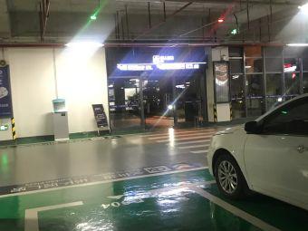 南宁东站南广场-停车场