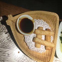 椒房宴遇的黑糖糍粑好不好吃 用户评价口味怎么样 嘉兴美食黑糖糍粑实拍图片 大众点评