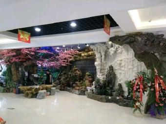 青古城室内情景主题公园