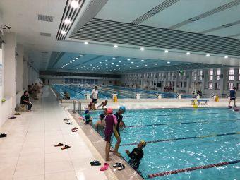 復康路游泳館