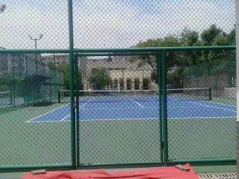 安工大网球场