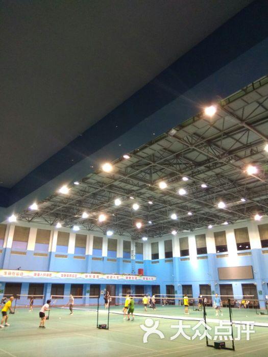 广州市沙面网球场图片-第6张幼儿园早操舞狮图片