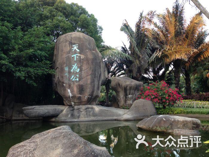 青岛中山公园的点评