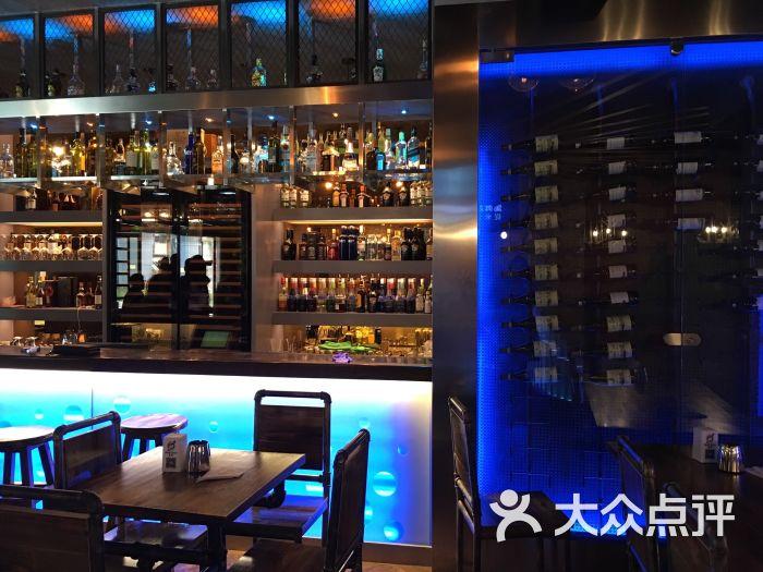 彦页烘焙酒吧吧台图片 - 第3张