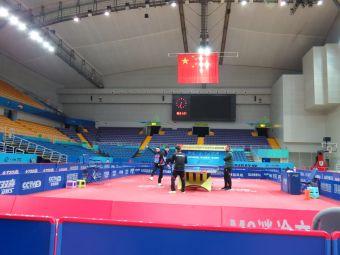 昆山市体育中心乒乓球馆
