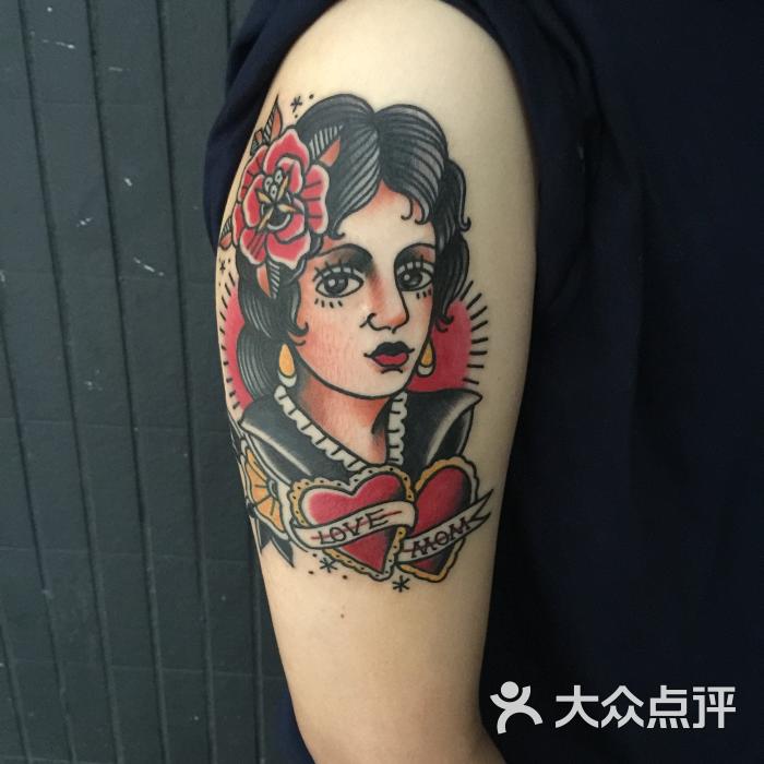 清鬼刺青纹身图片 - 第2张