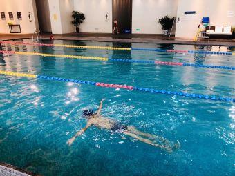 银川国际交流中心酒店游泳池