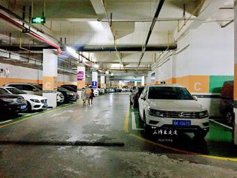 维佳·佰港城停车场