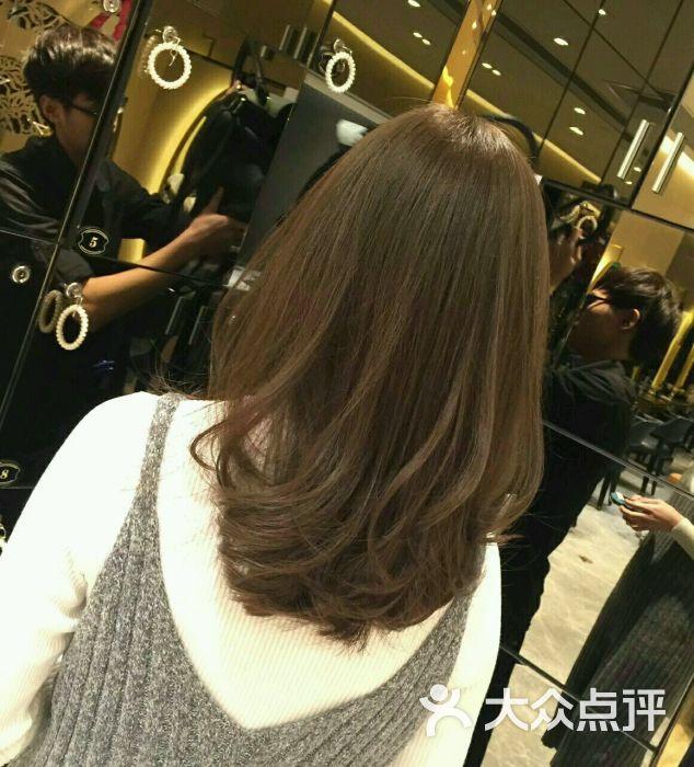 (非常好)                          大美女发型师luna~人超级好,剪发图片