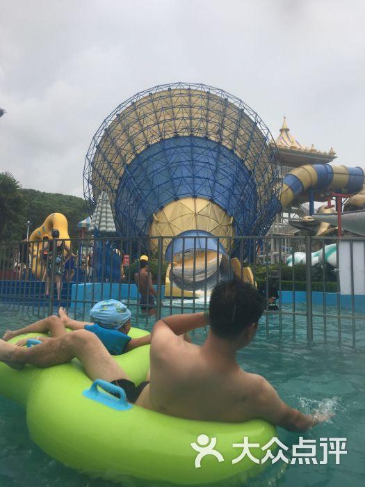 平湖九龙山乐满地水上乐园游乐设施图片 - 第7张