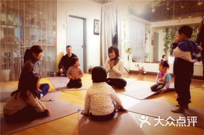 儿童瑜伽公益课程