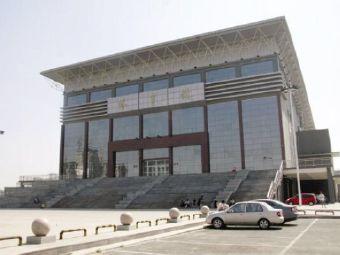 内蒙古科技大学(东校区)-停车场