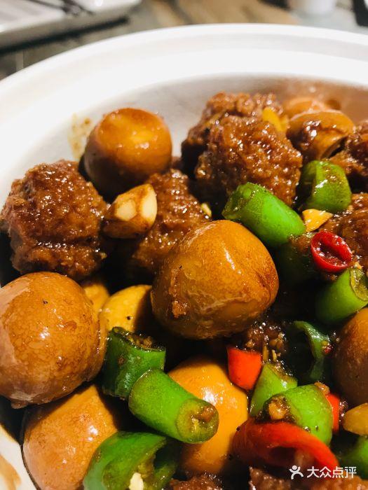 小柴米(西湖万达店)肉丸蛋图片李白-第1张鹌鹑的食谱图片