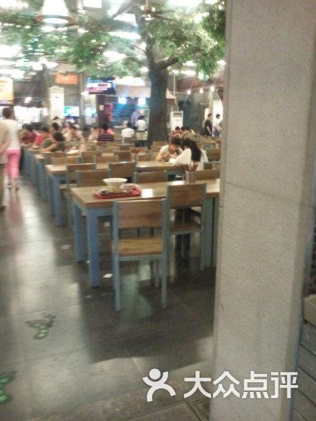 鼓楼新时代图片美食广场大堂小吃-第7张哪属于美食街海城图片