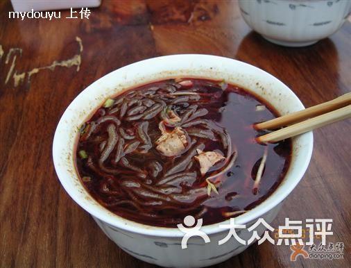 郑州白家冒图片肥肠粉肥肠节子功效-双流米线粉密炼罗汉果肥肠图片