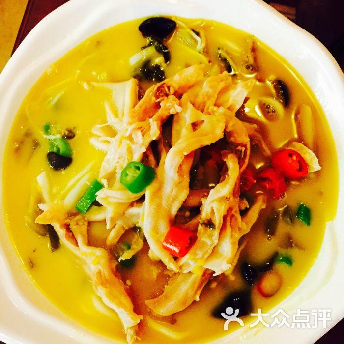 大龙红盱眙虾(王府大街店)-酸汤鸭爪图片食谱三不原则用图片