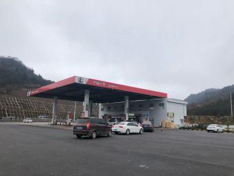 麦格服务区-停车场