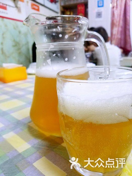 姜大姐海鲜加工-原浆扎啤图片-青岛美食-大众点评网