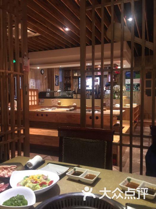 万福 炭火烤肉 日本料理(澳洲黑毛和牛专营店)-图片