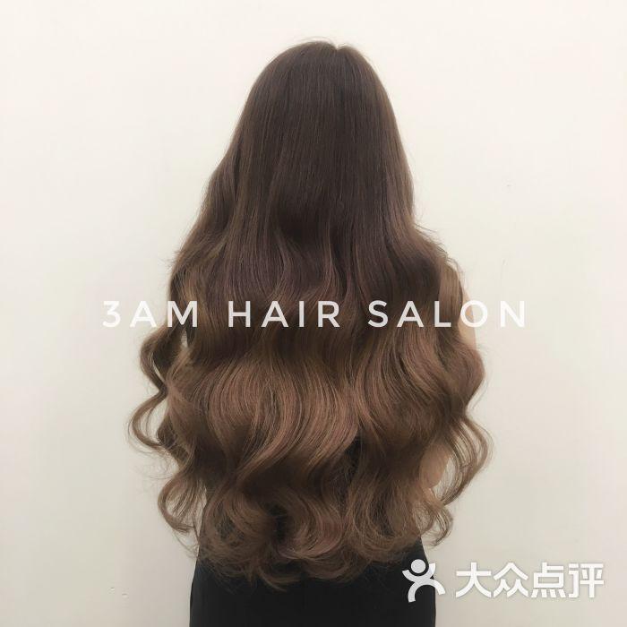 3am hair salon烫发染发接发(日月光店)长发图片 - 第44张图片