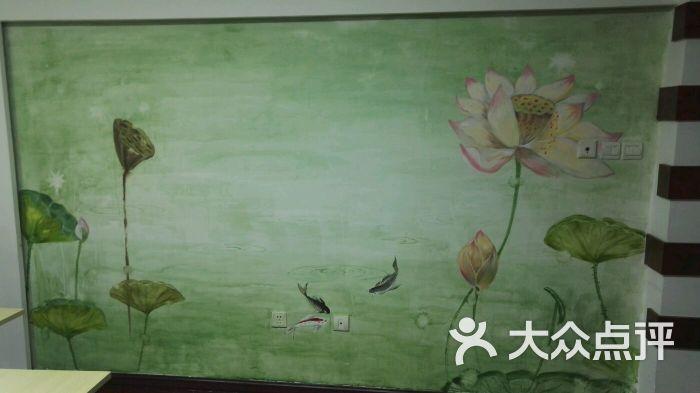 津艺画室手绘墙图片 - 第10张
