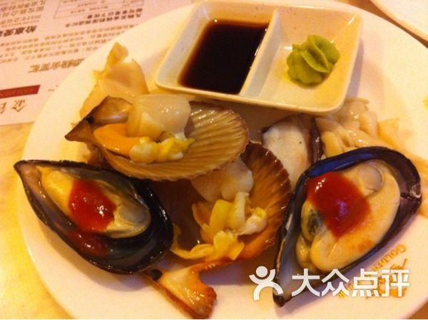 金钱豹国际美食百汇(KKMALL京基店)烤生蚝图片 - 第2659张