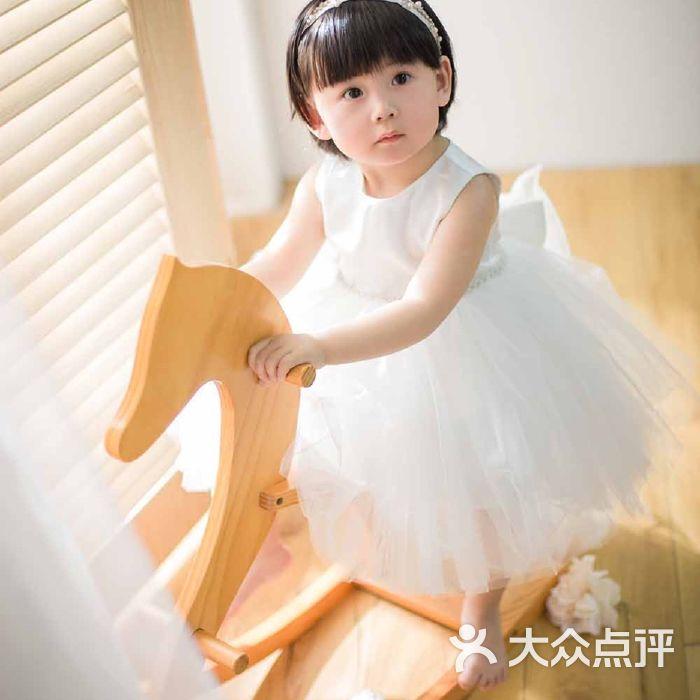韩国童季宝贝摄影图片-北京韩式儿童摄影-大众点评网