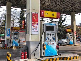 中国石油宝鸡渭滨姜谭路加油站