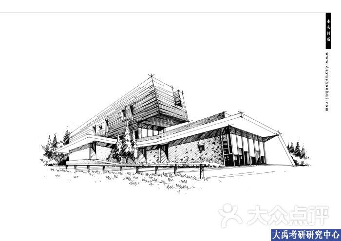 大禹手绘建筑手绘 手绘培训图片 - 第40张