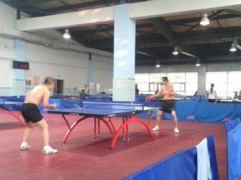 哈尔滨理工大学乒乓球馆