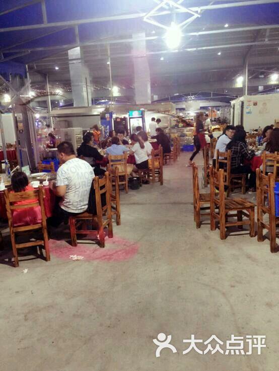 三亚阿牛第一海鲜加工店(d栋2排3)-图片-三亚美食
