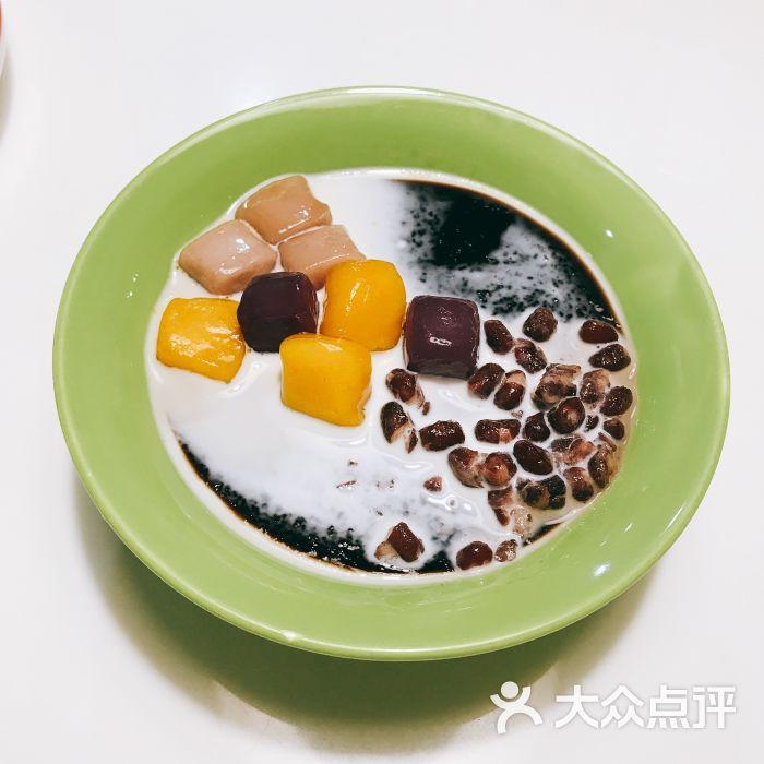 新白鹿餐厅(滨江店)红豆仙草芋圆图片 - 第4张
