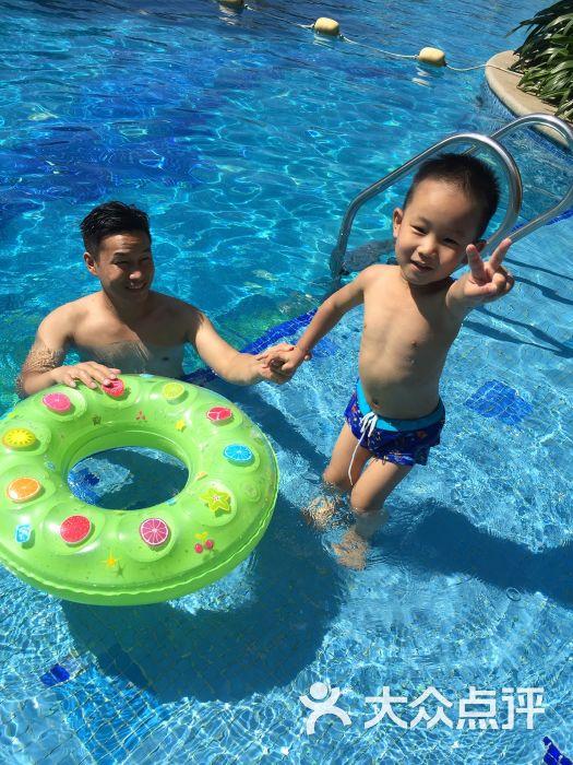 三亚亚龙湾喜来登度假酒店儿童游泳池图片 - 第1193张