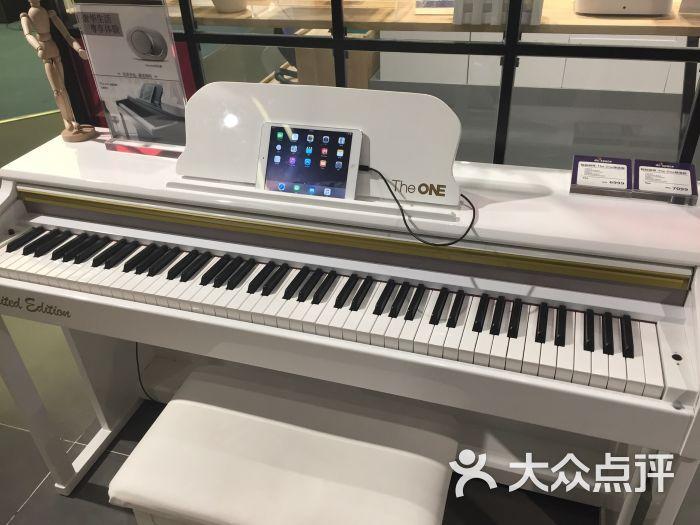 the one智能钢琴限量款