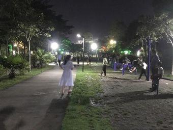 东山省级森林公园停车场