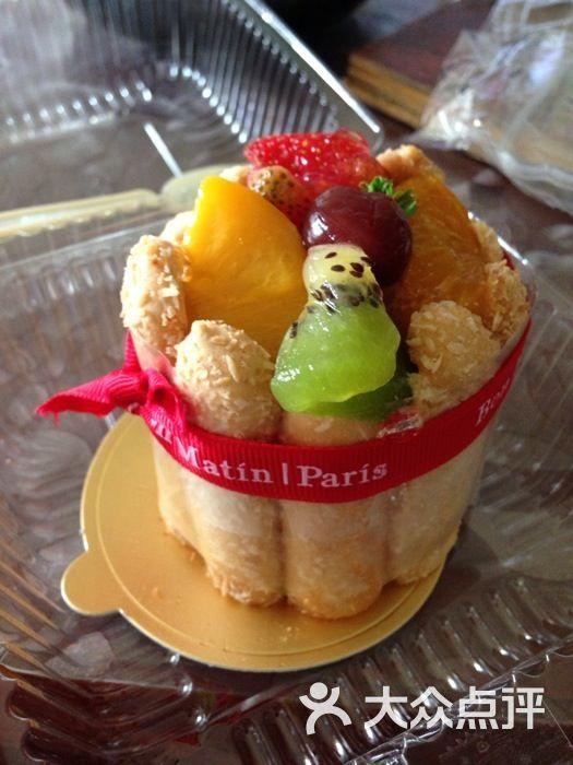 早安巴黎草莓蛋糕图片-北京其他-大众点评网
