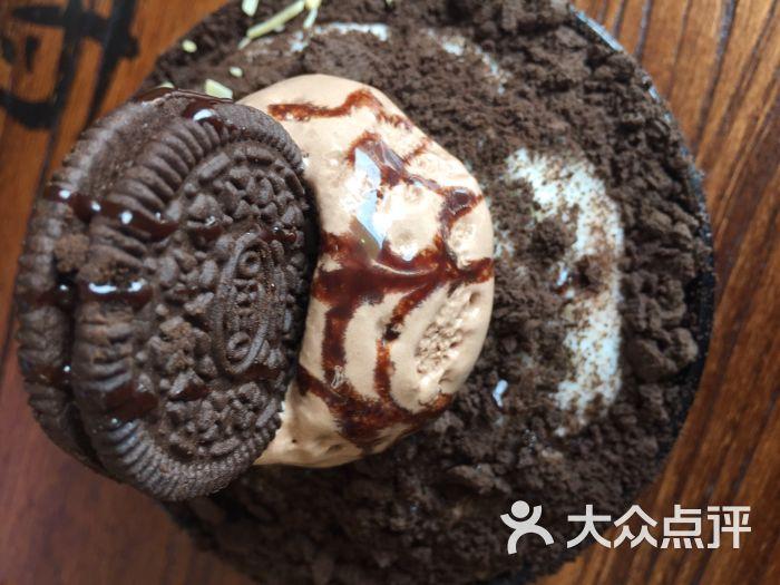 西安新概念美食雪冰-甜点-霸州市图片-大众点评门南附近美食街韩国稍图片