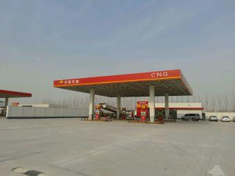 中国石油银海加气站