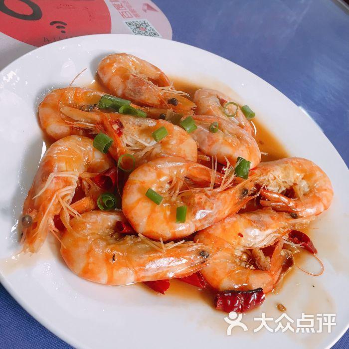 燕欣海鲜饭馆(北京路店)-油焖大虾图片-青岛美食-大众