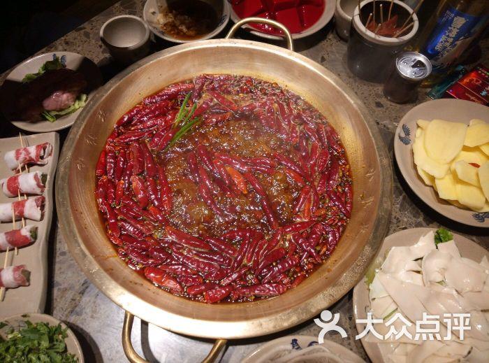 小龙坎老火锅(贵阳花果园店)-橄榄-贵阳美食-大天下煲汤图片美食图片