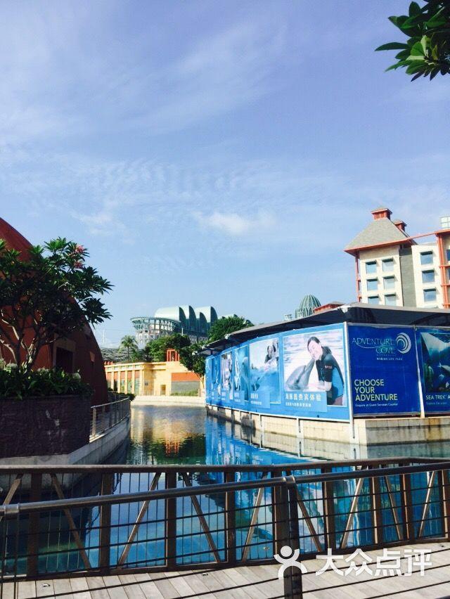 新加坡水上探险乐园-图片-新加坡景点-大众点评网